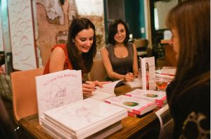debby herbenick and vanessa schick signing read my lips